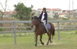 Cưỡi ngựa mang lại nhiều lợi ích cho sức khỏe và tinh thần