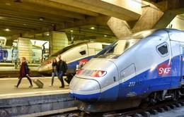 Bắt đầu đợt đình công thứ ba của ngành đường sắt Pháp