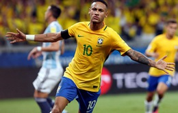 Neymar sẽ trở lại tại World Cup 2018