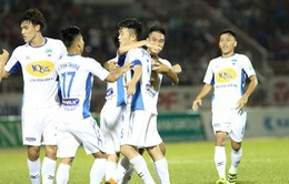 Hoàng Anh Gia Lai 1-0 Sông Lam Nghệ An: Giữ 3 điểm ở lại Pleiku!