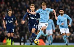 Lịch bóng đá châu Âu 14/4: Tottenham đại chiến Man City