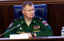 Nga khẳng định vụ tấn công hóa học tại Syria bị dàn dựng