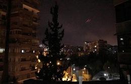 NÓNG: Syria đánh chặn tên lửa của Mỹ, Nga lên án vụ tấn công