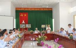 Tổng Bí thư Nguyễn Phú Trọng thăm, làm việc tại Đồng Tháp