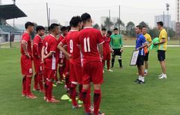 U19 Việt Nam chốt danh sách sang Hàn Quốc dự giải U19 Suwon JS Cup