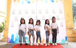 150 người mẫu nhí sắp trình diễn trên phố đi bộ Hồ Gươm