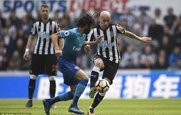 VIDEO HIGHLIGHTS: Newcastle 2-1 Arsenal (Vòng 34 Ngoại hạng Anh)
