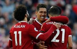 VIDEO tổng hợp trận đấu Liverpool 3-0 Bournemouth