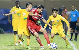 Lịch trực tiếp bóng đá hôm nay (15/4): B. Bình Dương đọ sức FLC Thanh Hóa, Man Utd chưa thể đầu hàng