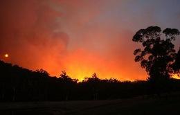 Cảnh báo cháy vượt kiểm soát ở Australia