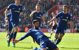 Điều gì đã giúp Chelsea ngược dòng ngoạn mục trước Southampton?