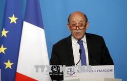 Pháp mở rộng lộ trình về vấn đề hòa giải Syria