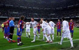 Real Madrid quyết không xếp hàng chào nếu Barcelona vô địch