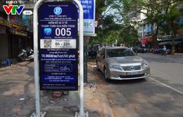 Hà Nội tiếp tục thí điểm ứng dụng dịch vụ iParking