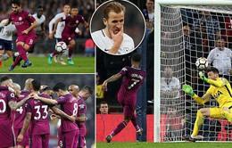 Kết quả bóng đá châu Âu rạng sáng 15/4: Man City, Barcelona trở lại mạch thắng