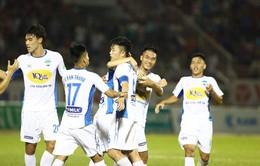 CLB Quảng Nam 2-3 HAGL: Công Phượng cùng Xuân Trường lập công, HAGL vào tứ kết Cúp Quốc gia - Sư tử trắng 2018