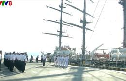 Tàu buồm 286 Lê Quý Đôn thăm Campuchia và Thái Lan
