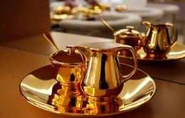 """Đến vua Midas cũng phải """"choáng"""" với khách sạn bằng vàng tại Đà Nẵng"""