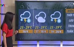 Miền Bắc có mưa vào những ngày nào trong tuần này?