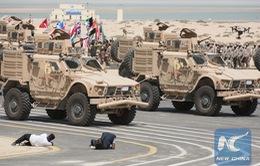 25 nước tham gia tập trận tại Saudi Arabia