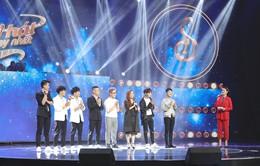 Sa Huỳnh và Juun Đăng Dũng - RTee đại diện team Giáng Son bước vào Chung kết