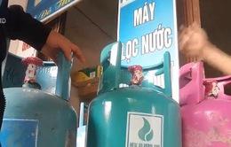 Những dấu hiệu bất thường của thị trường gas tại Hoà Bình