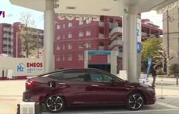 Nhật Bản đặt mục tiêu phổ cập xe ô tô chạy bằng Hydro