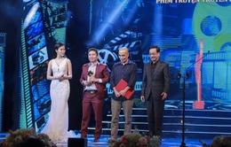 Cánh diều 2017: VTV giành 3 giải Cánh diều Vàng, 2 Cánh diều Bạc