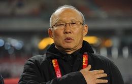 HLV Park Hang Seo sẽ tham dự lễ bốc thăm Asian Cup 2019