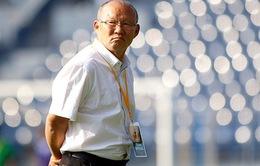 HLV Park Hang Seo tham dự bốc thăm Asian Cup 2019