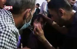 Các nhân chứng kể gì về cuộc tấn công tại Syria?