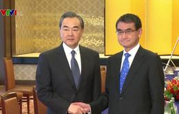 Trung Quốc, Nhật Bản thúc đẩy quan hệ song phương