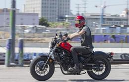 """Honda Rebel 300:""""Ngã lòng"""" ngay từ cái nhìn đầu tiên"""