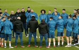 Báo động cho Real Madrid về nạn anti