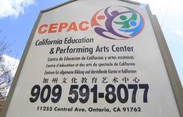 Phóng viên VTV tại Mỹ: Không hề có trường GWIS ở địa chỉ đăng ký tại Central Ave, Ontario, California