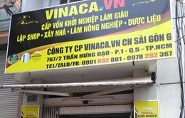 TP.HCM: Phát hiện nhiều sản phẩm nhãn hiệu Vinaca