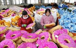 Kinh tế Trung Quốc tăng trưởng trong quý I