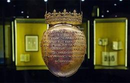 Thánh tích chứa trái tim của hoàng hậu Pháp từ thế kỷ 16 bị đánh cắp