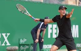 Kết quả Monte Carlo mở rộng ngày 17/4: Dominic Thiem,  Zverev thắng kịch tính