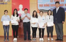 36 học sinh xứ Nghệ nhận học bổng Soshi của Nhật Bản