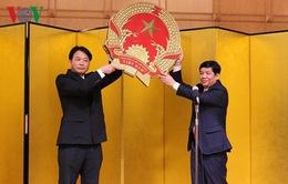 Ra mắt Lãnh sự Danh dự Việt Nam tại Nagoya, Nhật Bản