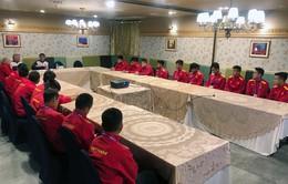 U19 Việt Nam lên kế hoạch cho trận ra quân tại Suwon JS Cup 2018