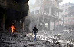 Syria khẳng định đánh chặn tên lửa