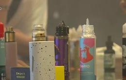 Những quốc gia cấm hút thuốc lá điện tử