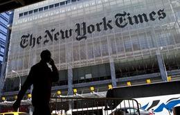The New York Times thắng lớn tại Pulitzer 2018