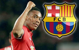 Barcelona dùng 60 triệu bảng để giải cứu Martial
