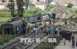 Ai Cập kết án tù 5 nhân viên đường sắt
