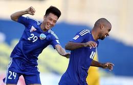 CLB Quảng Nam đón tin vui trước trận gặp Sanna Khánh Hoà