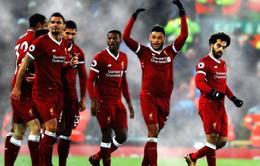 Liverpool bội thu nhờ Champions League