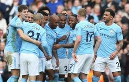 Man City độc chiếm đội hình xuất sắc nhất mùa